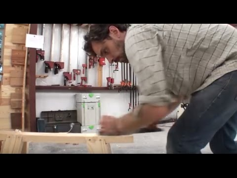 A Simple Sawhorse Built To Last
