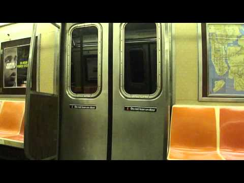Watch:R46 R train Skipping Stops from Queens Plaza to Roosevelt Avenue