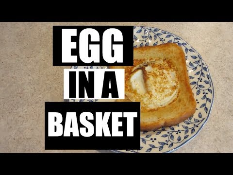 Easiest Egg in a Basket