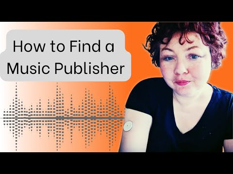 How to Find a Music Publisher