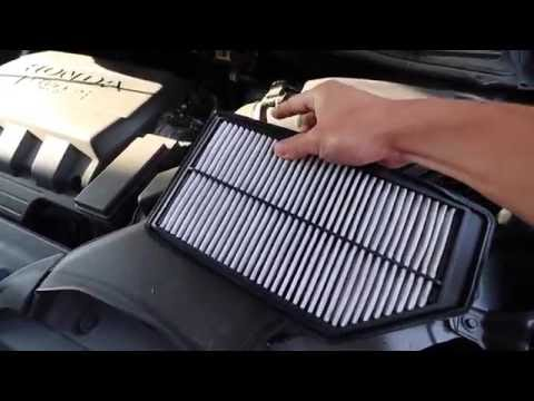 Change Honda Odyssey Engine Air Filter & Cabin Air Filter (2011- 2016)