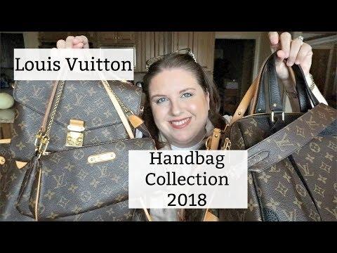 Louis Vuitton Handbag Collection 2018