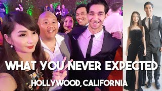 Life As A Filipino Vs American Celebrity hollywood California