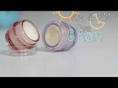 DIY Eye Cream Get Rid of Wrinkles & Dry Skin - Anti-aging