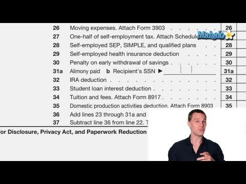How to File Your Taxes - Adjusted Gross Income step 4 of 10