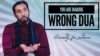 First Learn What to Ask Allah | Ustad Nouman Ali Khan