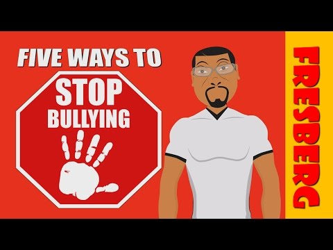 Anti-bullying tips for kids with,
