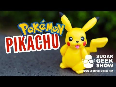 Pokemon Topper   Pikachu Tutorial