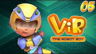 Vir: The Robot Boy | Hindi Cartoon Series For Kids | Vir Vs Jinn Uncle | Hindi Stories | Wow Kidz