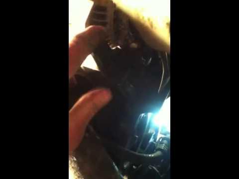 How To Change an Alternator in Jeep Cherokee sport