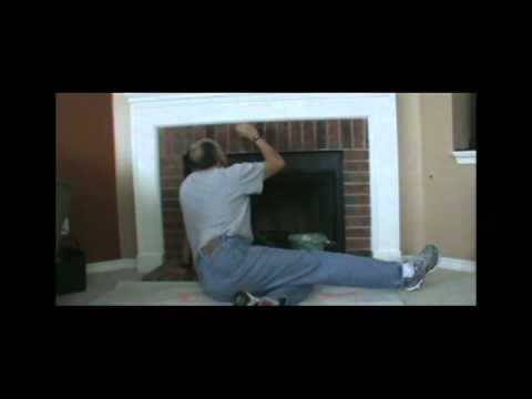 Fireplace Makeover Corinth