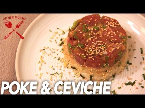 Poke & Ceviche - Isobe Food