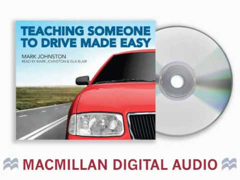 Teaching to Drive Made Easy    AUDIOBOOK  cd & download  Macmillan Digital