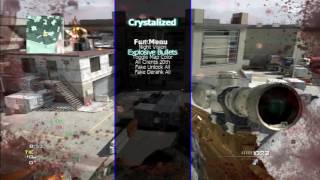 Ps3/Mw3] MW3 Crystalized - SPRX Mod Menu + Download (Only Work On
