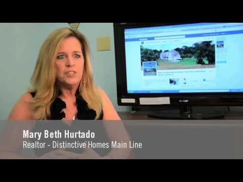 Main Line Real Estate Agent | Mary Beth Hurtado | Distinctive Homes Main Line