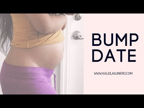 BUMP DATE | PREGNANCY UPDATES