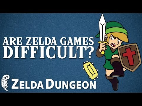 What Makes a Zelda Game Difficult? - Hyrule Compendium