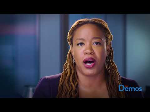 Demos President Heather McGhee shares the news of what's next for her and Demos
