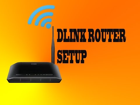 How to setup Dlink Router in quick easy step?