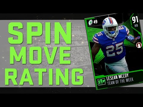 MUT Reviews | TOTW Week 1 Overview | Madden 18 Tips