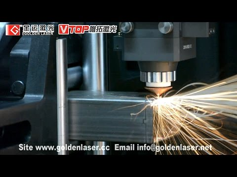 Fiber Laser Cutting Steel Square Tube - Steel Pipe Laser Cutting Machine