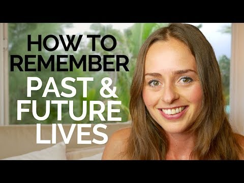 HOW TO REMEMBER YOUR PAST LIVES, PARALLEL INCARNATIONS SPONTANEOUS RECALL | BRIDGET NIELSEN