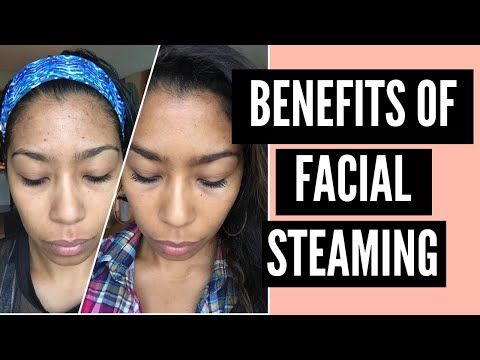 5 Benefits of Facial Steaming - 2018 - Jade Shaw Online