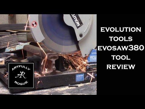 Evolution Tools Evosaw380 Review