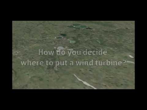 Siting Wind Turbines