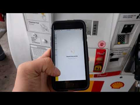 Using Chase Pay at Shell
