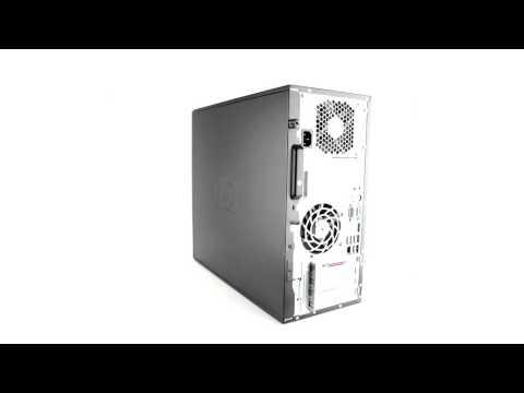 HP Compaq 6000 Pro Mini Tower Desktop Computer
