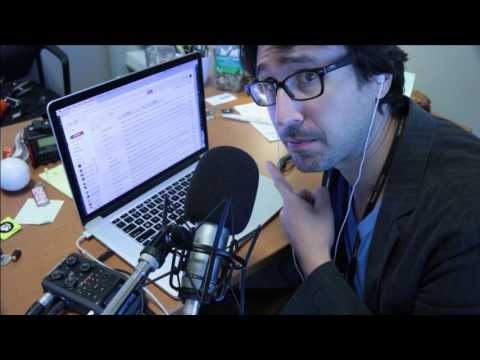 How to record a phone interview for a podcast (without using a phone)
