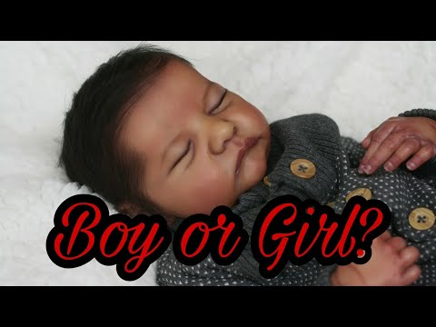 New Reborn Baby A Girl Or A Boy? HUGE Baby Clothes HAUL