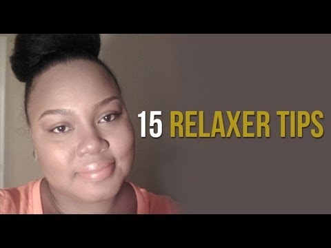15 Tips for Healthy Relaxed Hair | Ammina Rose