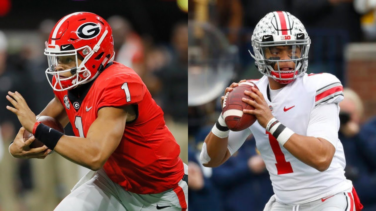Justin Fields |  Career College Highlights