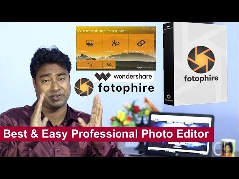 Best All in One Professional & Easy Photo Editing Software - Wondershare Fotophire