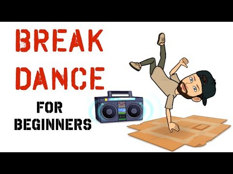 HOW TO BREAKDANCE for BEGINNERS | BABY FREEZE TUTORIAL