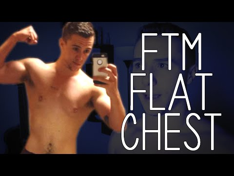 Flat Chest Without Surgery? -FtM