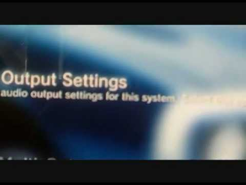 How to connect surround system to PS3