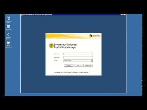 Symantec Endpoint Antivirus Client Deployment Process - Training Part