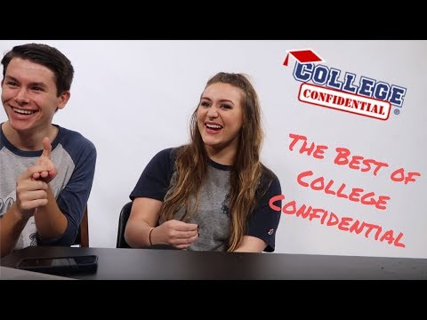 Reading the WILDEST College Confidential Threads