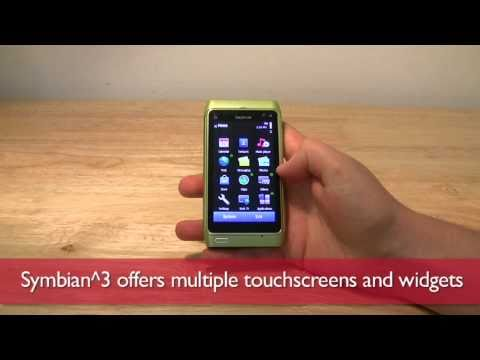 Nokia N8 hands-on video review UK