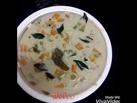 How to make tasty kerala style vegetable stew Recipe