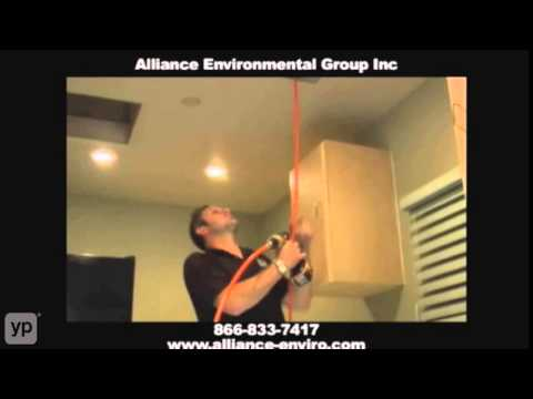 Asbestos & Mold Removal in CA Alliance Environmental Group
