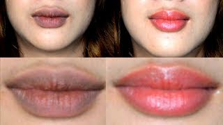 I Changed My Dark Lips to Soft Pink Lips Overnight With Just 3 Ingredients