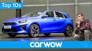 All new Kia Ceed 2019 revealed – you'll be amazed at how cool it looks! | Top10s