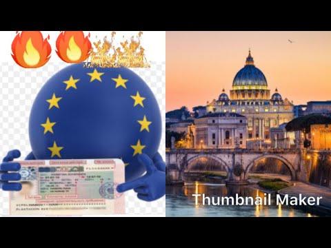 schengen visa for pakistan /   spain visit vissa for 3 month visit 24 countries