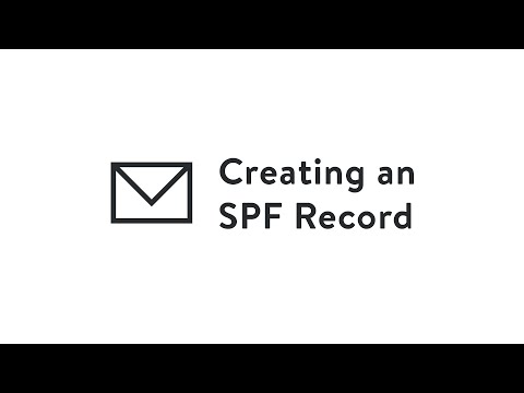 Media Temple - Creating an SPF Record
