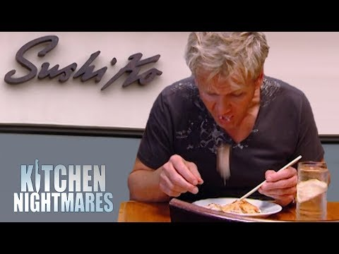 Kitchen Nightmares Restaurant Where Risotto Stuck To Plate