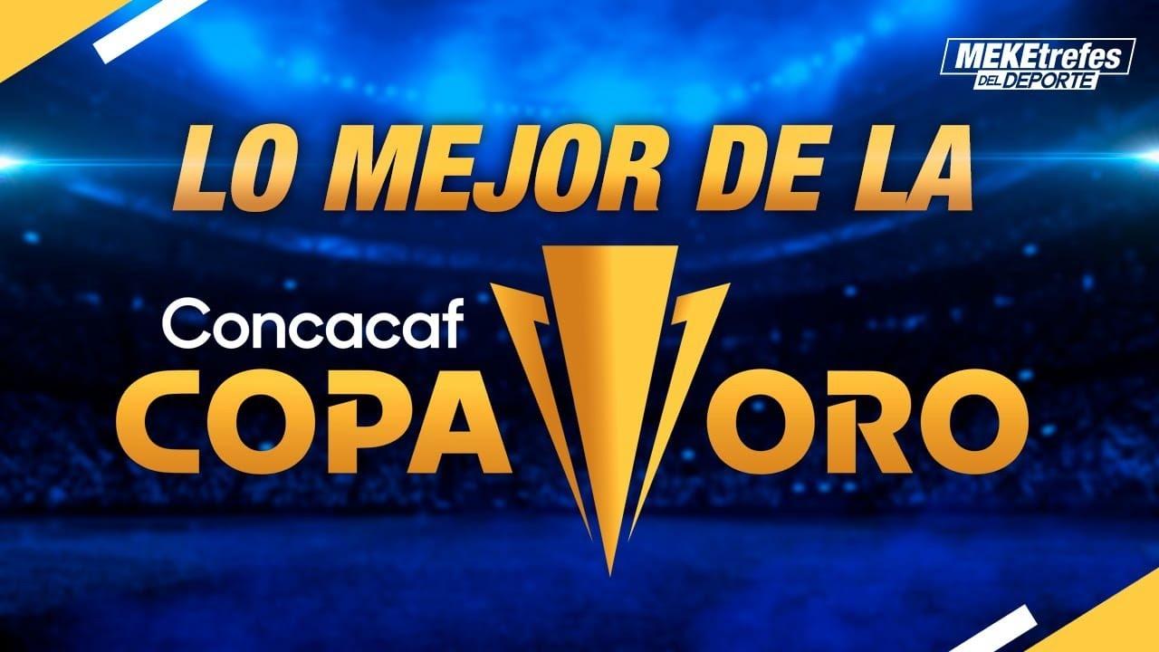 🎉  Sigue la fiesta de CONCACAF 🇲🇽 🇬🇹 🇸🇻 🇭🇳 🇨🇷 🇵🇦| Lo Mejor de la Copa Oro